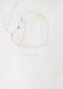 Guston Girl