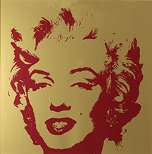 Golden Marilyn (Sunday B.Morning)#20w4