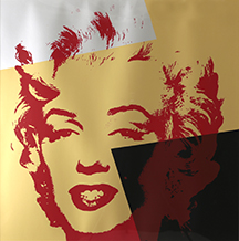 Golden Marilyn (Sunday B.Morning)#20w5