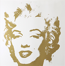 Golden Marilyn (Sunday B.Morning)#20w7