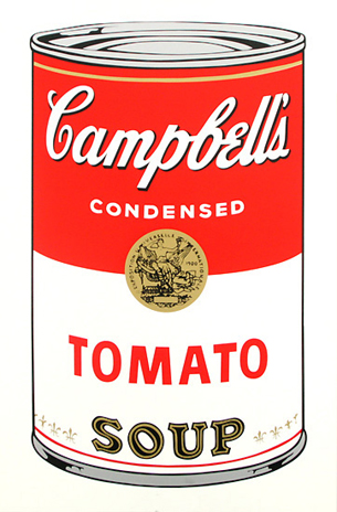 Soup Can (TOMATO)