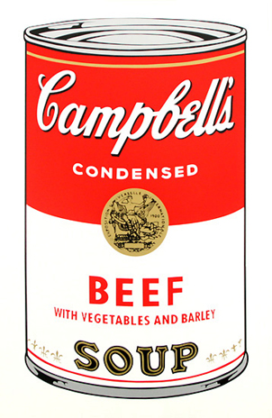 Soup Can (BEEF)