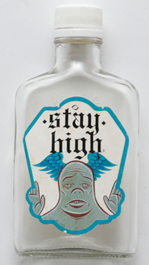 Untitled (Stayhigh bottle)